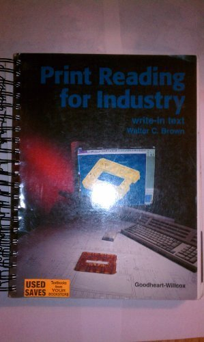Print Reading for Industry: Write-In Text