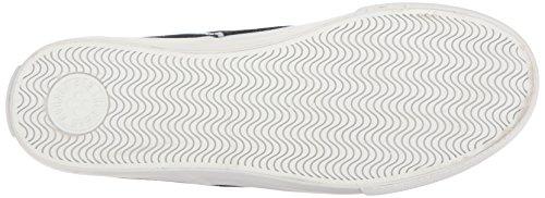 Ben Sherman Mens Rhett Fashion Sneaker White Denim - X