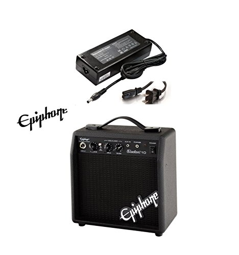 AC Power Supply Power Adapter for Epiphone Electar 10 Guitar - Worldwide Refund Brands