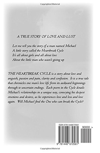 The Heartbreak Cycle A True Story Of Love And Lust Michael Anthony