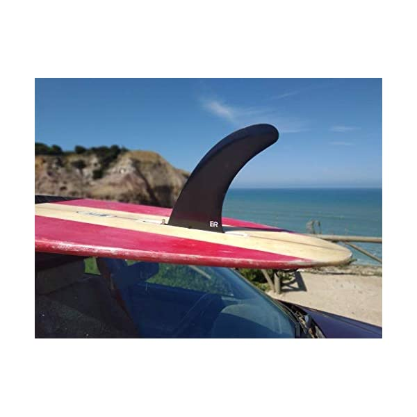Eisbach Riders SUP - Longboard con pinna singola pinna americana – Stand Up Paddling Center Finin con vite a pinna… 5 spesavip