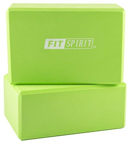 Fit Spirit Exercise Yoga Blocks product image