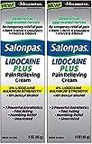 Best Cream For Relieving - Salonpas LIDOCAINE PLUS 3 oz Pain Relieving Cream! Review