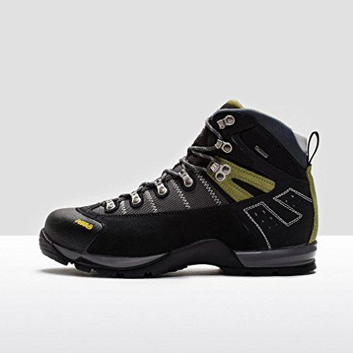 Asolo Fugitive GTX Walking Boots Black Nero Gunmetal