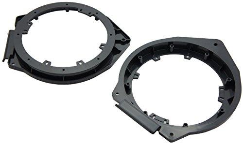 Compatible with Hummer H3 2006-2010 Front Door 6.5' 6.75 Aftermarket Speaker Adapter Kit