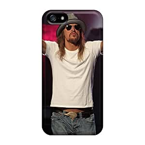 Awesome Kid Rock Flip Case With Fashion Design For Samsung Galaxy S5 I9600/G9006/G9008