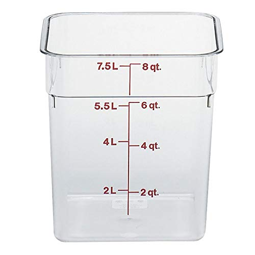 Cambro Food Storage Container