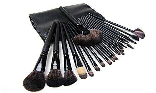 Tinted Sanitizer (BUNITA,Professional 24 pcs pinceis maquiagem Makeup Brush Set tool Make-up Toiletry Kit Wool Brand kabuki Make Up Brush Set Case,makeup brush set)