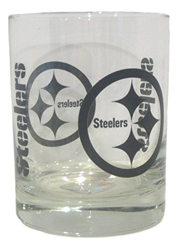 Pittsburgh Steelers 14 Ounce Cocktail - Glasses Whiskey Shop