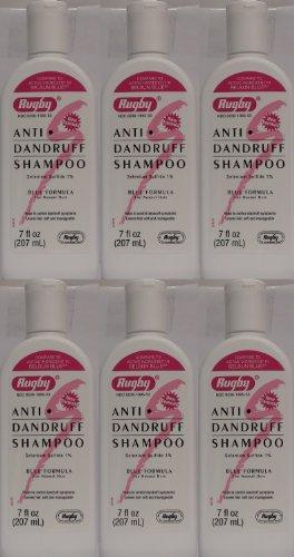 Anti Shampooing générique pour Selsun bleu 7 oz par bouteille PACK de 6 total 42 oz