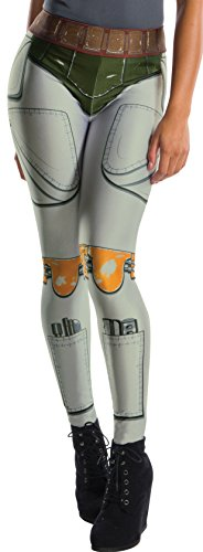 Star Wars Womens Boba Fett Leggings (One Size) -
