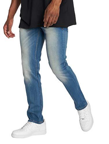 Straight F Jeans Fit Floyd Uomo u Pelle jeans TqawFnSZ