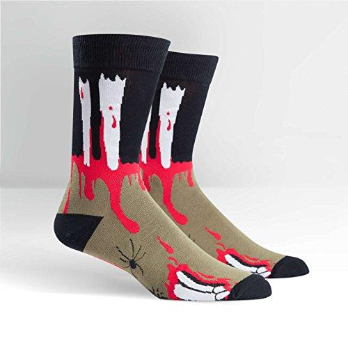 Sock It To Me Men's Crew Socks - The Socking Dead