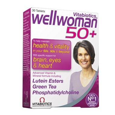 Wellwoman 50+ 30 Tabs