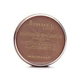 Rimmel Bronzer for healthy tanned look 0.49 oz (sun light)