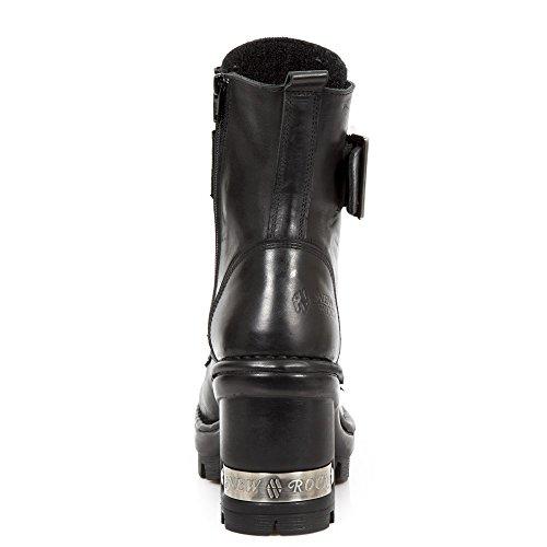 Nuova Pelle Nera Roccia M.neotyre13 S1 Neotyre Ready-stock Disponibile Su 35 Giorni Donne Neotyre