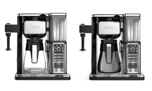 Ninja sistema de barra de café, jarra de vidrio: Amazon.es ...