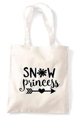 Bag Shopper Princess Statement Tote Natural Snow 1wx7UPUq