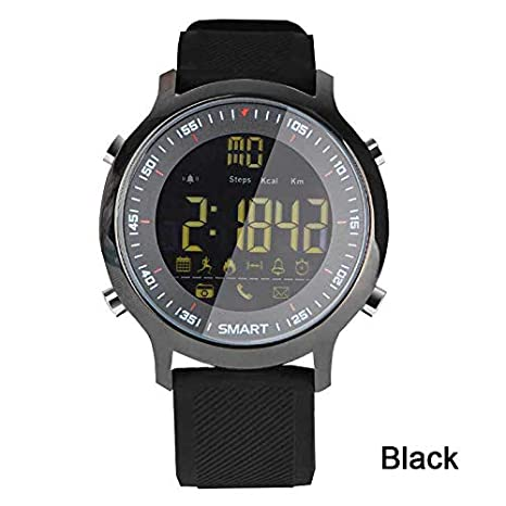 WCPZJS EX18 Sport Smart Watch Ultra Larga Espera Xwatch Natación ...