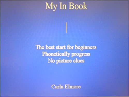 Téléchargement gratuit des livres de vente My In Book (I'm Learning to Read 2) by Carla Elmore in French iBook