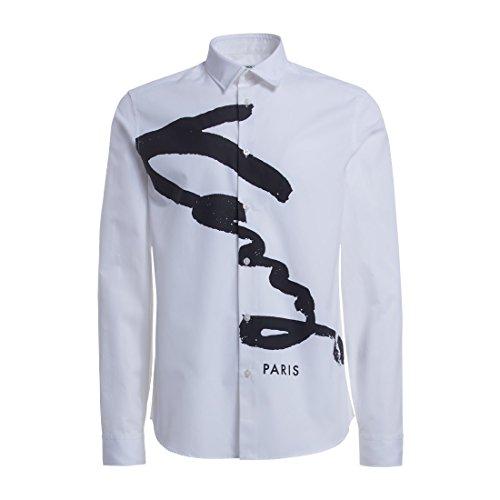 kenzo-mens-f665ch2141ga01-white-cotton-shirt