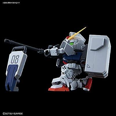 Bandai Hobby Sdcs #11 Ground Gundam 08th MS Team: Toys & Games