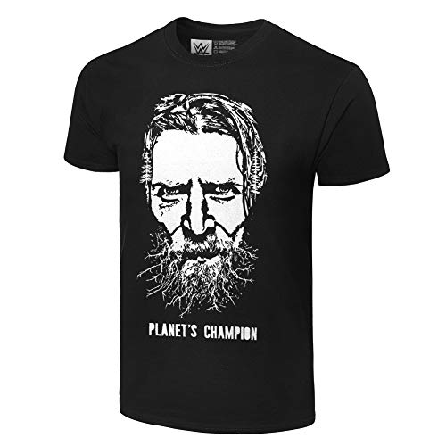- Daniel Bryan Planet's Champion T-Shirt Black Large