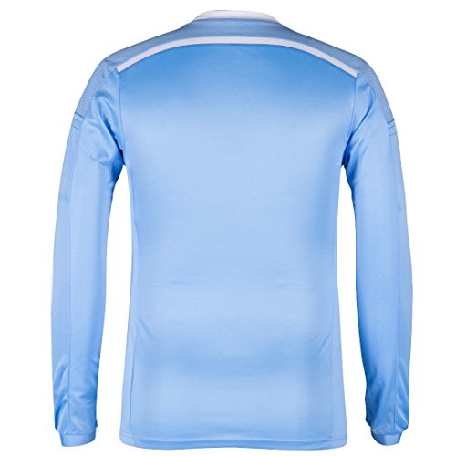 dd701bafd0b 50%OFF Adidas New York City FC 2016 Authentic Long Sleeve Home Jersey  Light