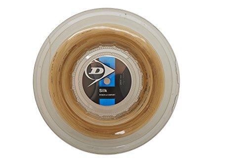 Dunlop Silk cordage de tennis 200 m x 1,25 mm, , taille unique (624617