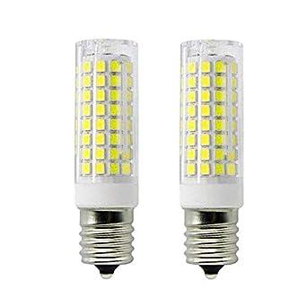 Bombilla LED E17 de 8 W, 120 V (75 W equivalente a bombillas ...