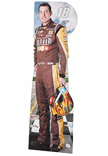 NASCAR Life-Size Standee - #18 Kyle Busch by Nascar