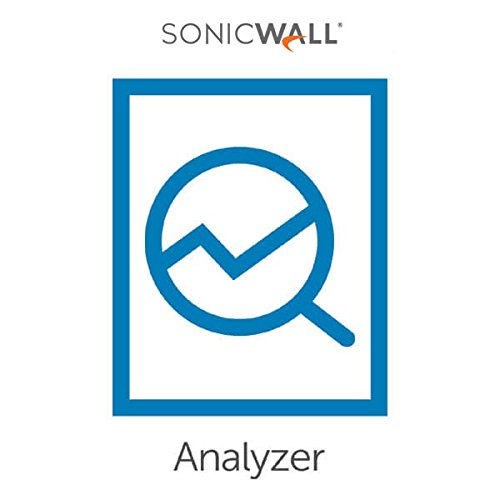 SONICWALL 01-SSC-3379 SonicWALL Analyzer Reporting Software For NSA 220, 240, 250M, NS