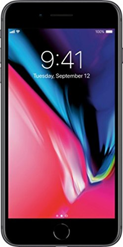 Apple Iphone 8 PLUS 64gb GSM Unlocked - US warranty (Space gray)