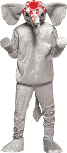 Circus Elephant Adult Costume Size Standard