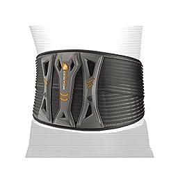 Shock Doctor Ultra Back Support (Black, Small/Medium)