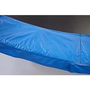 Trampolín de 35,56 cm, color azul.