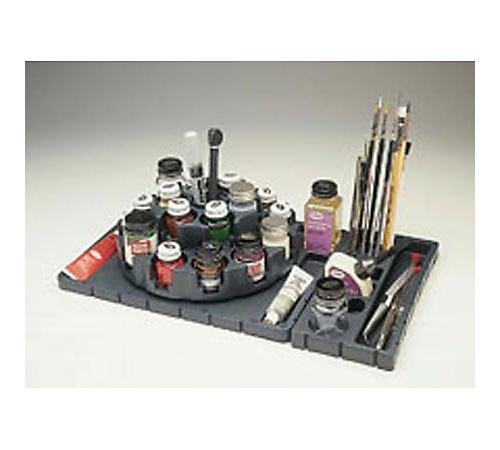 Testor Corp. MM Empty Paint Storage System Testors