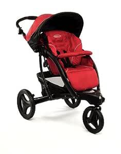 Graco Graco Trekko Stroller Chilli Red, Pack of 1