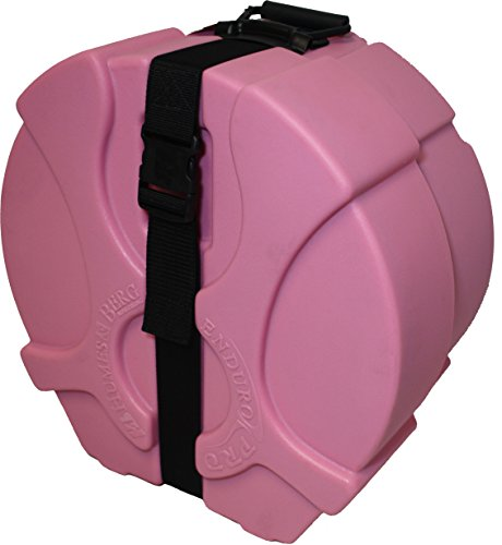 Humes & Berg Enduro Pro Hot Pink EP478HPSP 6.5 x 14 Inches Snare Drum Case with - Enduro Snare Drum Pro