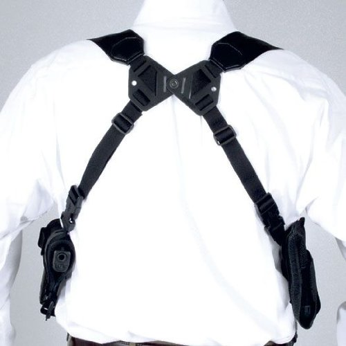 Elite Survival Systems M/ASH Shoulder Holster System, Size 9 - For Glock 26 & Similar