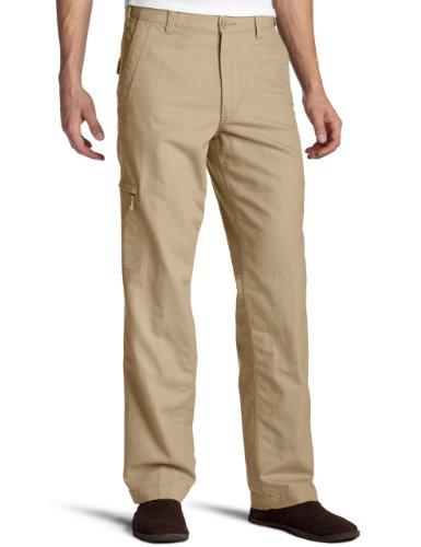 Dockers Men's Alpha Khaki Pant, Desert Sand, 38W x ()
