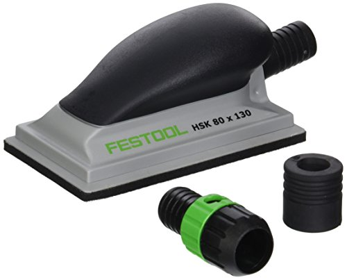 Festool 496962 80mm X 130mm Hand Sanding Block