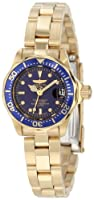 Invicta Women's 8944 Pro Diver Collection Gold-Tone Watch by Invicta