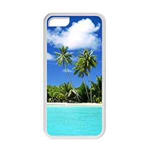 Welcome!Iphone 5C Cases-Brand New Design Cocos Nucifera Printed High Quality TPU For Iphone 5C 4 Inch -05