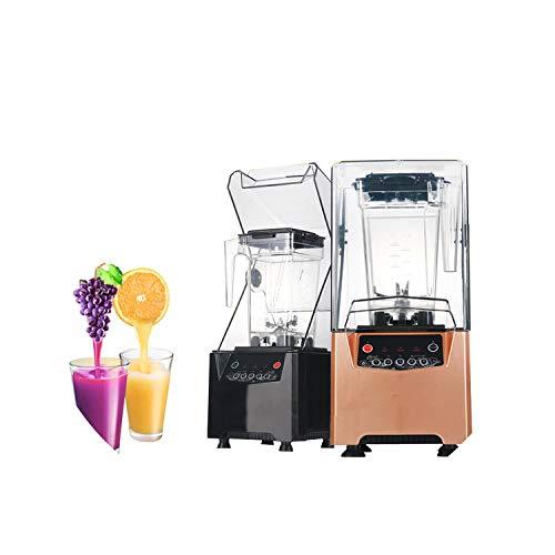 Juicer Blender Ice Smoothie Fruit Smoothie Maker Silent Mixer Food Processor Professional Eu/Us/Uk/Au Plug,Green
