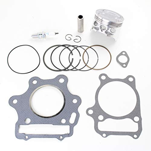 NICHE Standard Bore Piston Gasket Ring Kit for Honda Sportrax TRX300EX ()