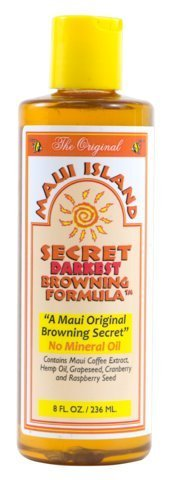 Browning Formula (Maui Island Secret Darkest Browning Formula by Maui Island Secret)