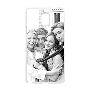 gossip girl blair serena nate and chuck Phone Case for Samsung Galaxy Note4 Case