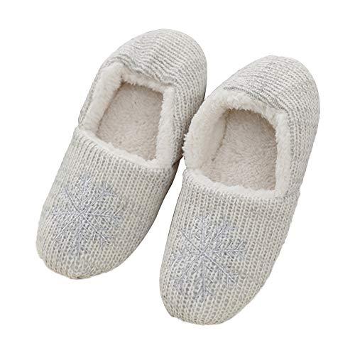Pantoufles De Coton 1 À Antidérapantes En Peluche Noël Maison Weimay Intérieur Chaudes Chaud Paire La Dessinée qAOqaE