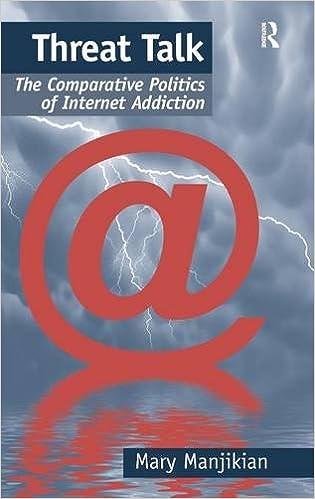 Threat Talk: The Comparative Politics of Internet Addiction